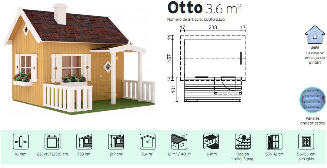planos casas de jardin para ninos