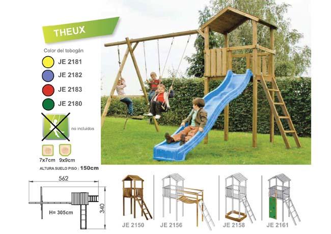 parques torre infantiles theux
