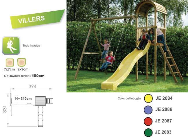 torre infantiles villers