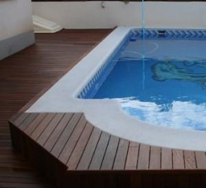 coronamiento para piscinas
