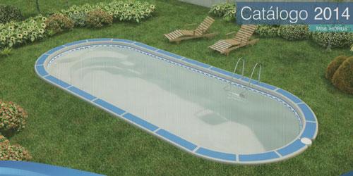 Piscinas prefabricadas de fibra y poliester piscinas de obra for Casetas de resina para jardin