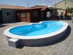 piscina de riñon