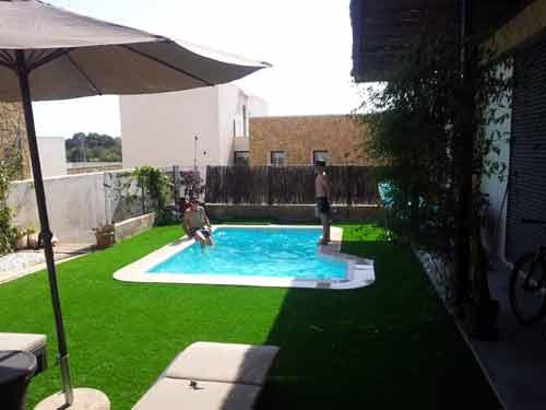 piscinas poliester en Godella