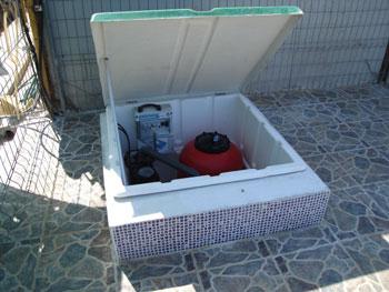depuradora compacta para piscinas